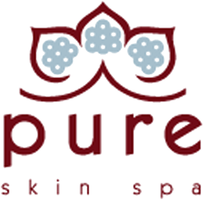 pure skin spa logo
