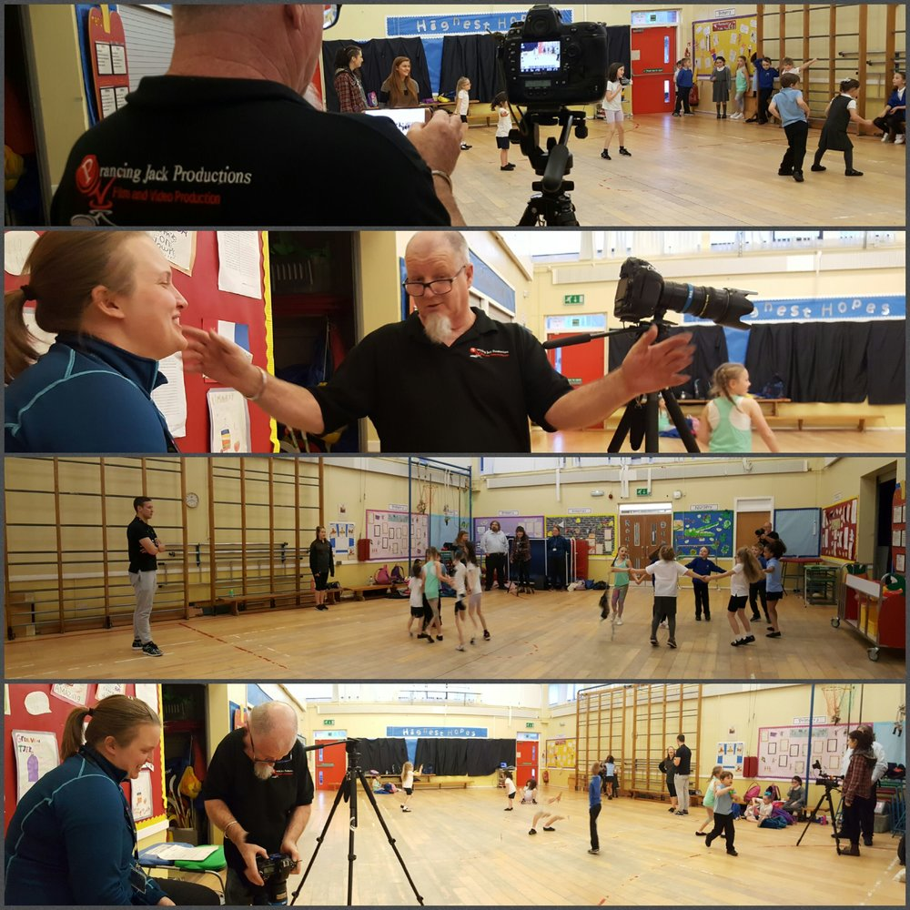 Always great to film for South Ayrshire's Active Schools    What a lovely team to work with in South Ayrshire, they always make us smile when out filming hte young people taking part in sport.