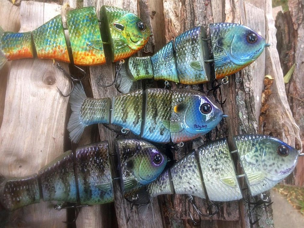 Custom Painted Bull Gills by painter Phil Jarog have been a huge hit for Bucca