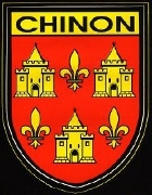 Chinon Coat of Arms