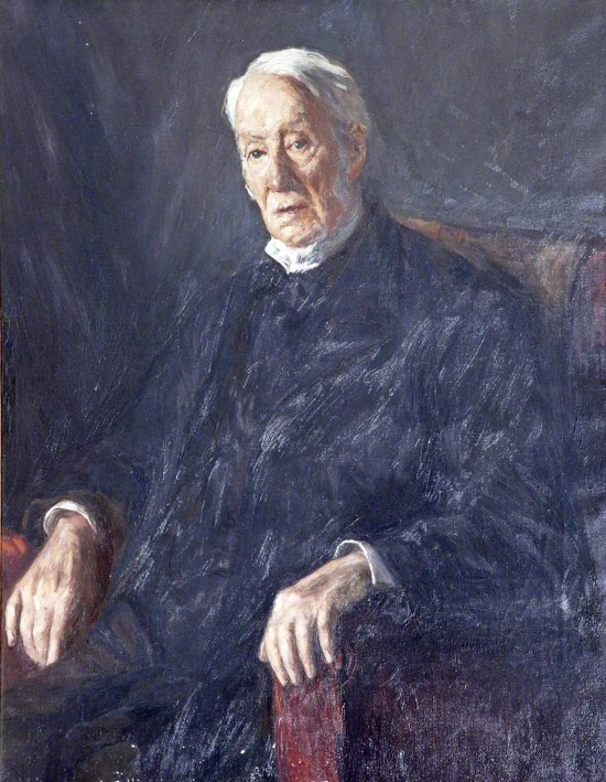 Thomas Ford, JP, Mayor of Tiverton (1881–1883)