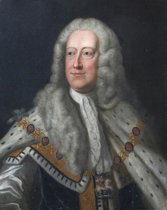 George II (1727–1760)