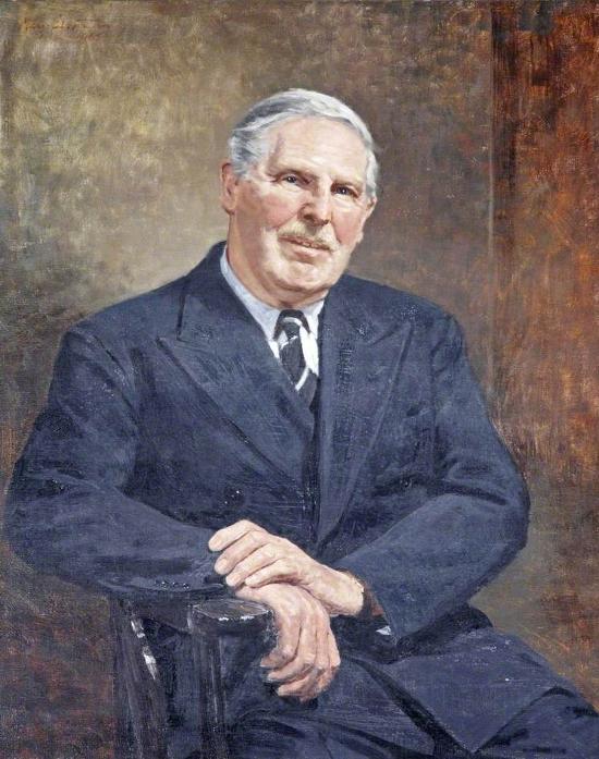Sir John Heathcoat-Amory (1894–1972), 3rd Bt
