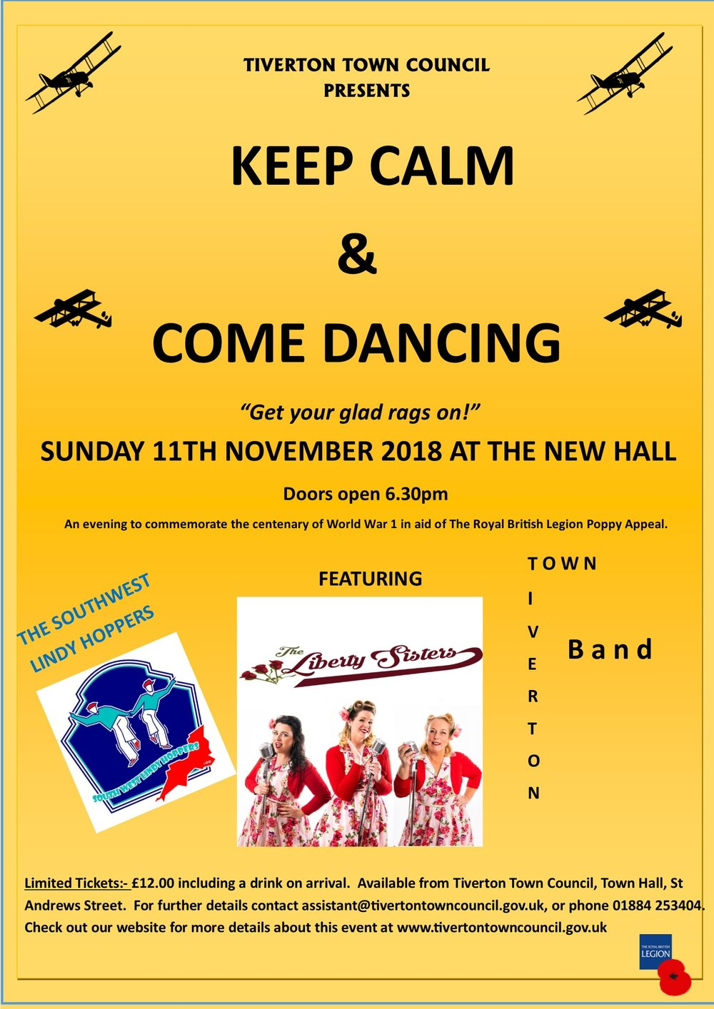 Keep Calm and Come dancing Event.jpg