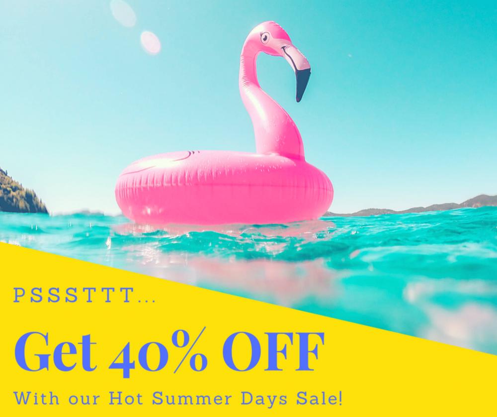 Hot Summer Days Sale Facebook announcement!.png