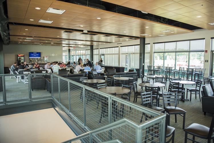 WOW! Club - 4,000 sq ftRooftop patio accessFull service bar