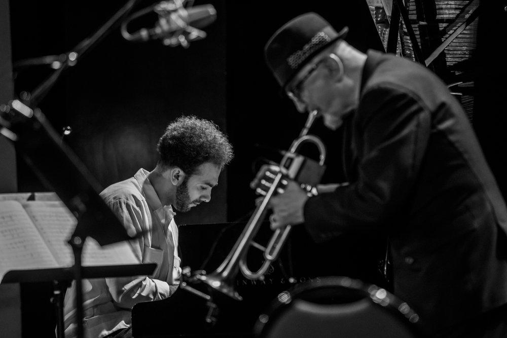 Tomasz Stanko & David Virelles Duo (Jazzowa Jesien 2017)