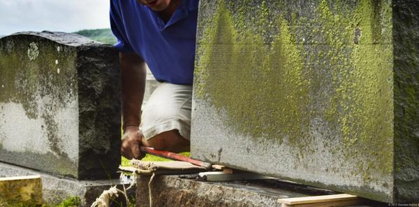 Gravestone Conservation Workshops -