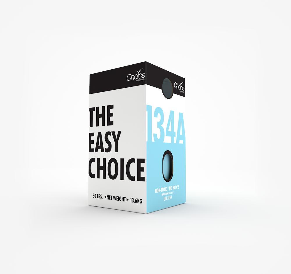 Choice R-134A