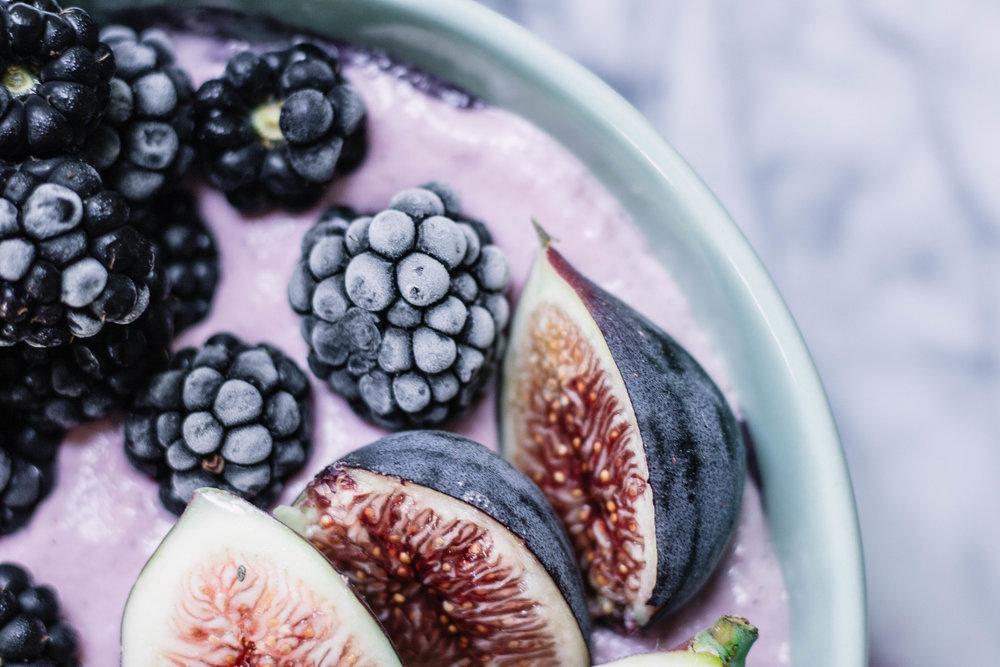 omega 3 smoothie bowl Rune Haus Recipes