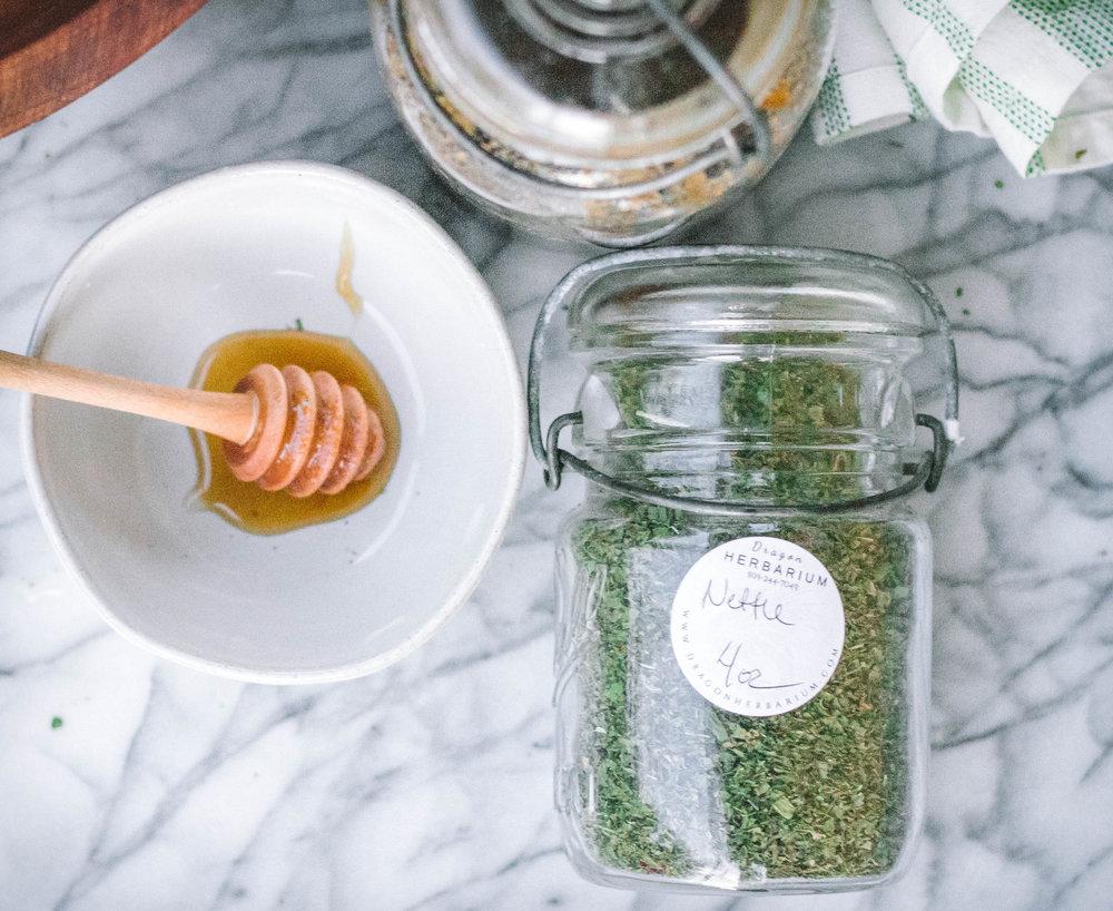 medicinal properties of nettles