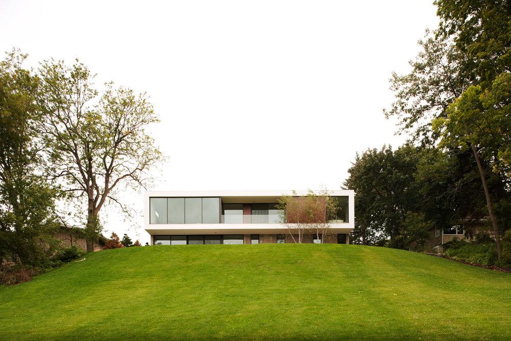 SWEENEY LAKE HOUSE