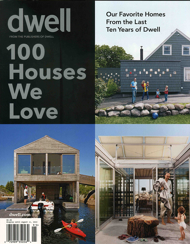 Dwell, August 2010