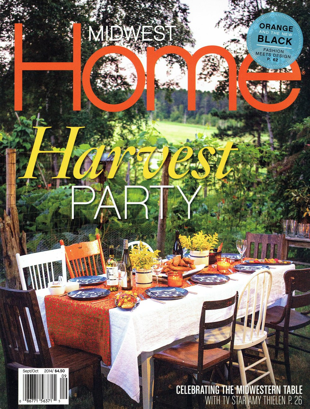 Midwest Home, September/October 2014