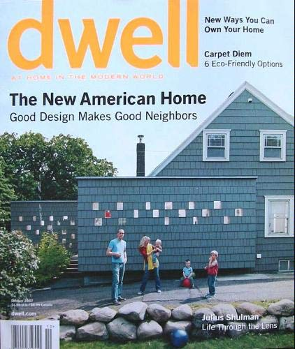 Dwell, October 2007