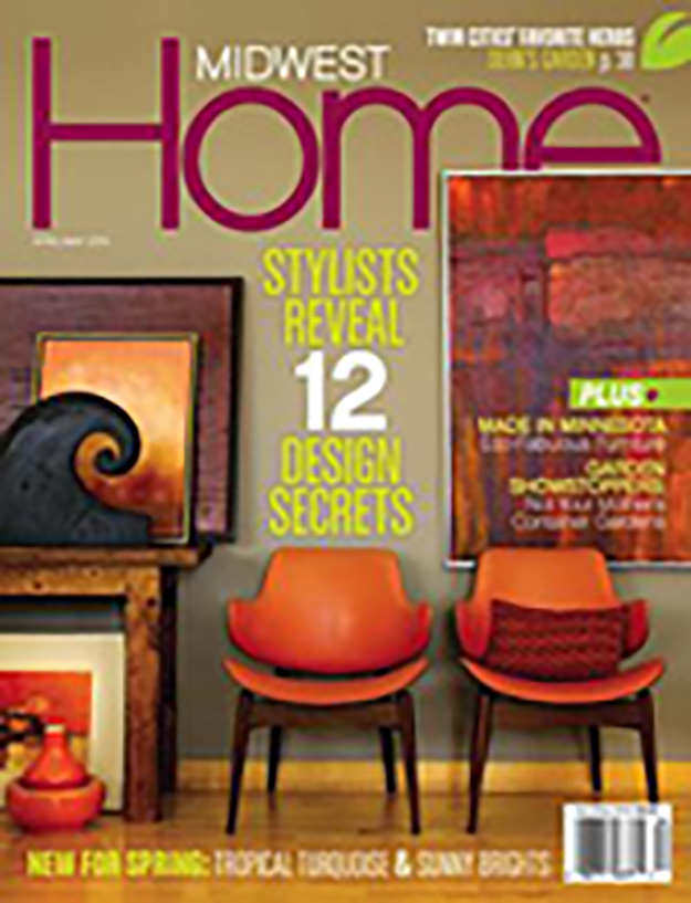 Midwest Home, April/May 2010