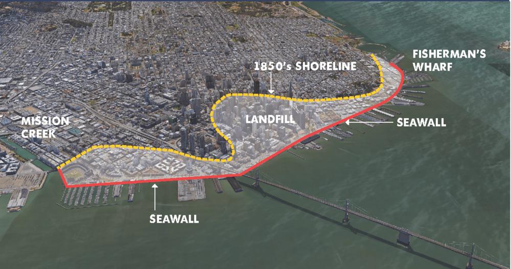 Photo courtesy of the Port of San Francisco