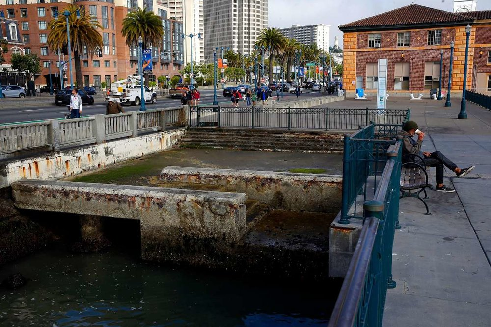 Decaying Seawall - Michael Macor - The Chronicle.jpg