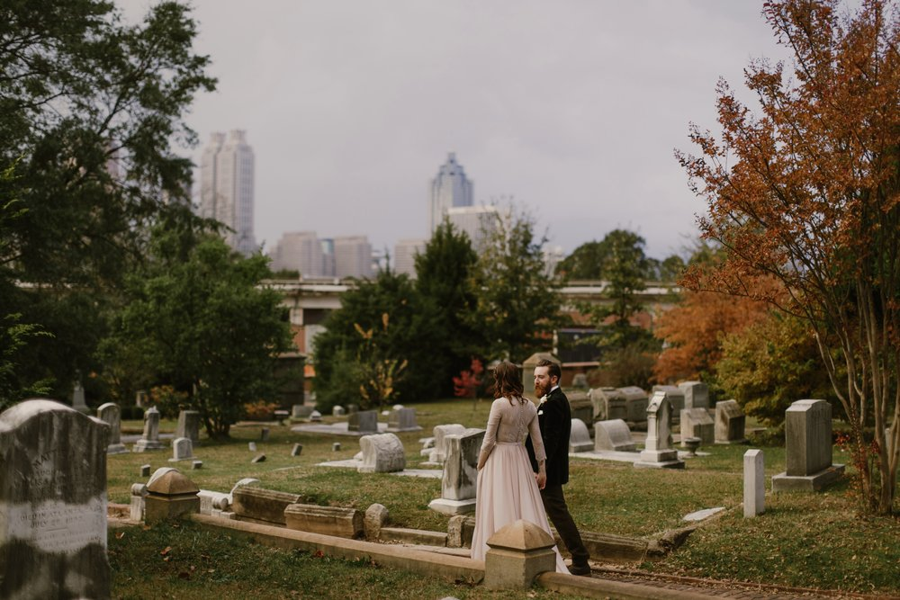 MADOLYN & SKY: MARRIED IN ATLANTA, GEORGIA