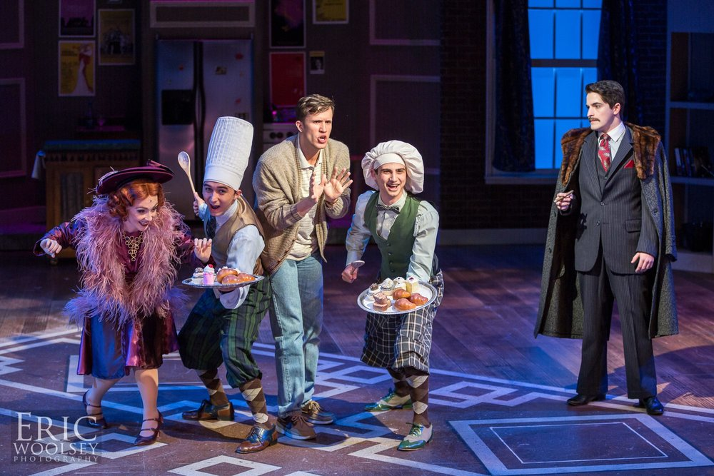 The Drowsy Chaperone at Webster Conservatory