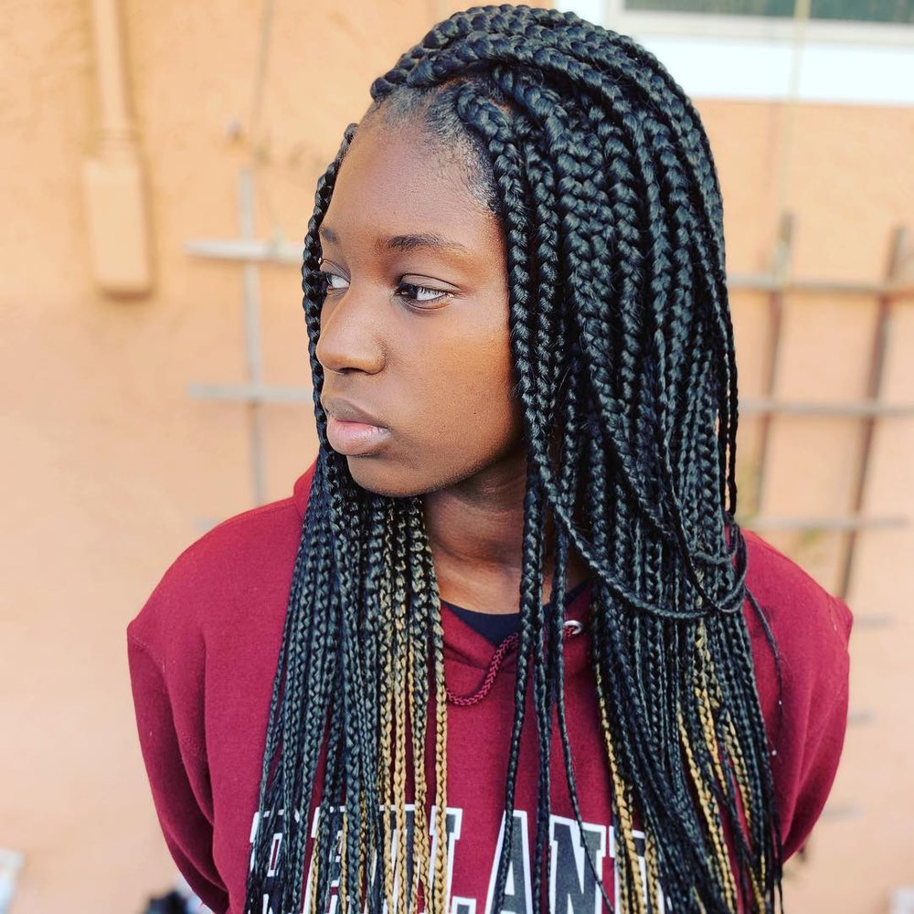 "Braiding is… - one of many African traditional hairstyles embraced and loved by many for numerous years. It is a skill and an art. While mainstream America calls ""hair braiding a new trend"", it is merely just a replication of what was worn by many ancestors thousands of years ago."