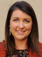 Pastoral Executive Assistant   Chessa Vail