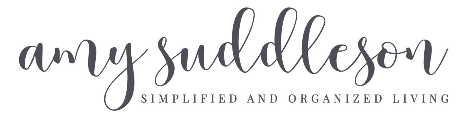 Amy Suddleson Organizing & Design