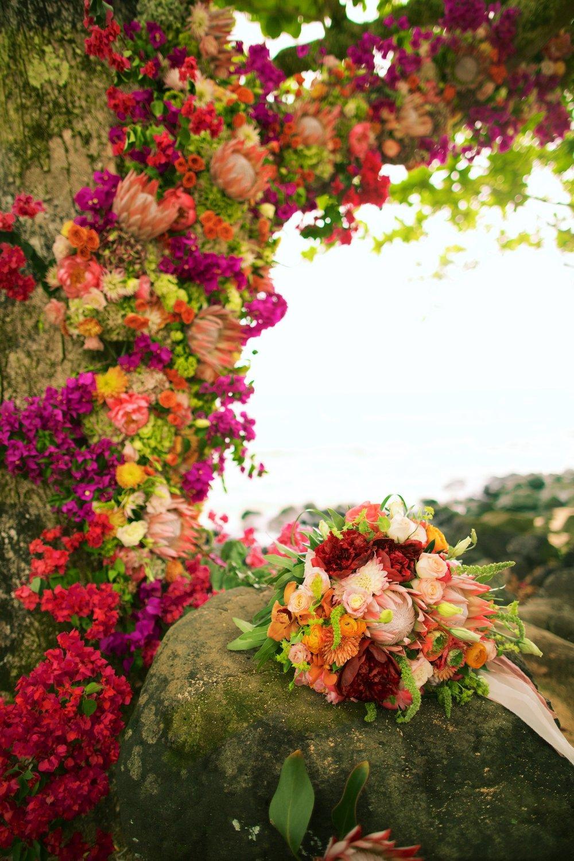 gorgeous tropical flower ceremony site.jpg