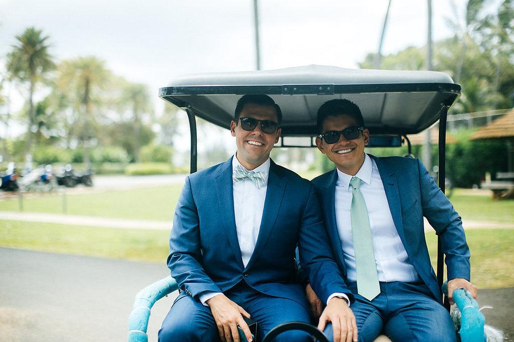 Couple on Golf Cart.jpg