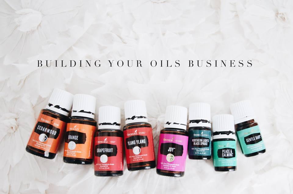 building-your-oils-business