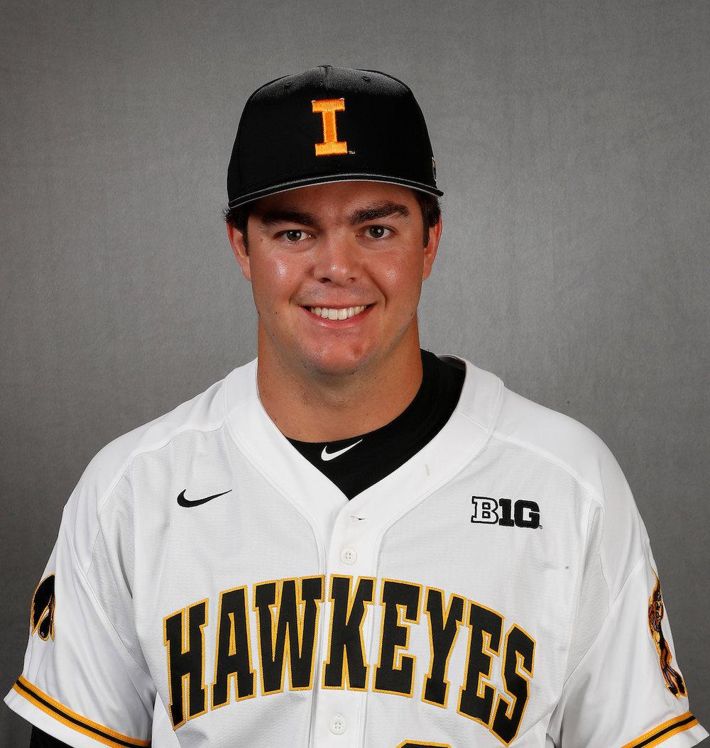 Luke Farley - Baseball
