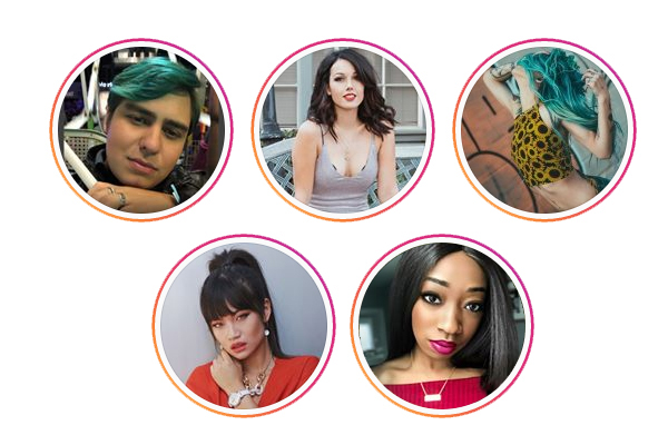 11:00 AMHow to Build Your Influence and Monetize it - Panelists: Katelynn Ansari, Rob Ryan, Mina Doll, Kiki Wongo, Paris Chanel
