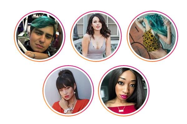 11:00 AMHow to Build Your Influence and Monetize it - Panelists: Katelynn Ansari, Rob Ryan, Mina Doll, Kiki Wongo, Paris Chanel
