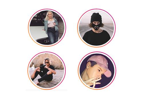 1:00 PM Instagram Engagement and the Algorithm - Panelists: Brooklyn Barwick, Sean Nelles, Charlie Martin, Hayden Thomassen