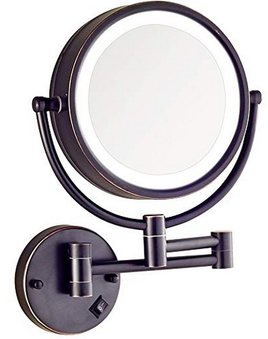 The Top 10 Best Wall Mounted Lighted Makeup Mirror Blushcon