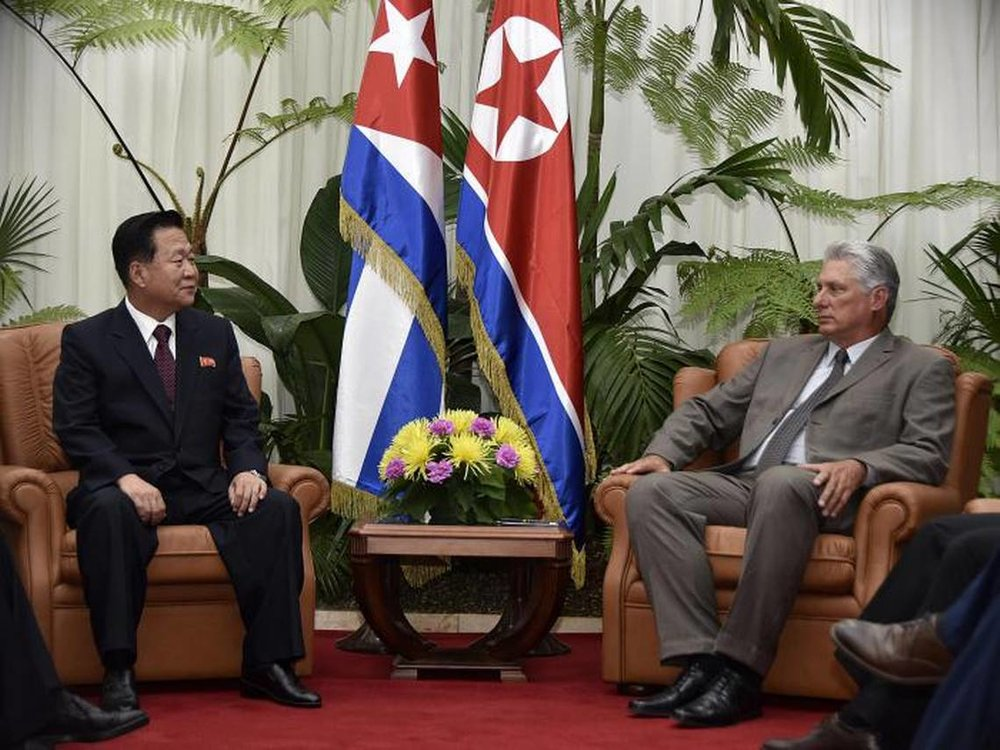 North Korean diplomacy is an important topic in current international affairs. Photo credit: Miami Herald