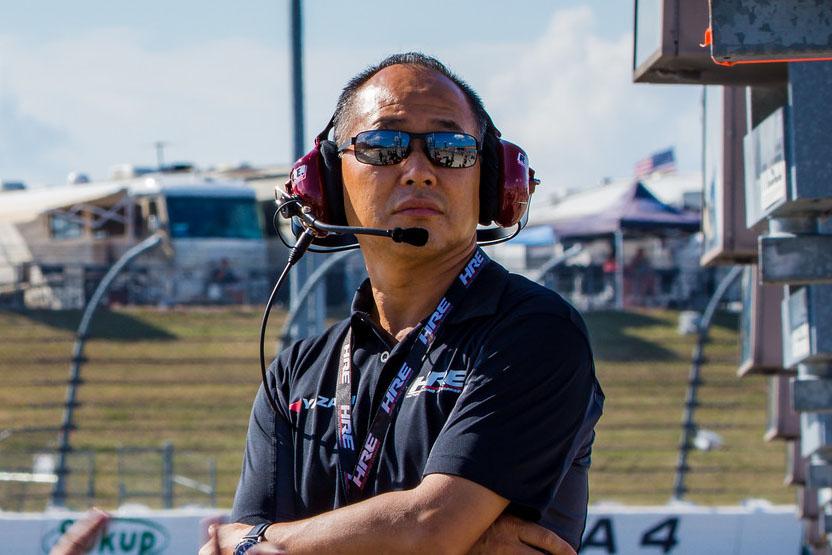 Shige Hattori - Team Owner