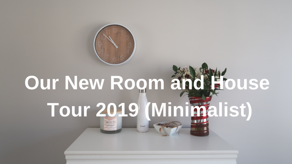 Our New Room and House Tour(Minimalist Style), 2019 house and room tour, minimalist room and house tour.png