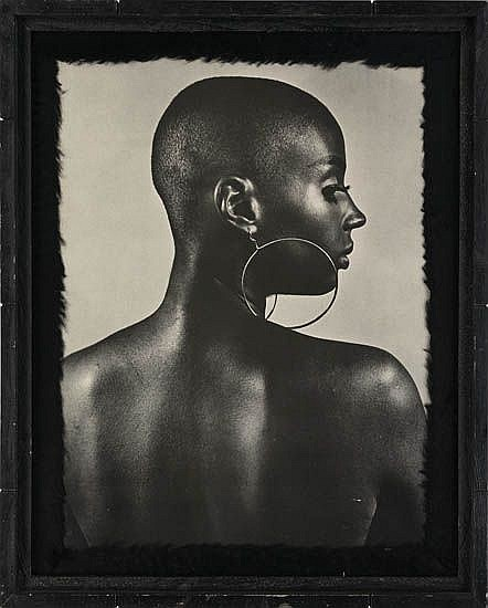 """The Head"" (Susan Taylor, as model), 1970s"