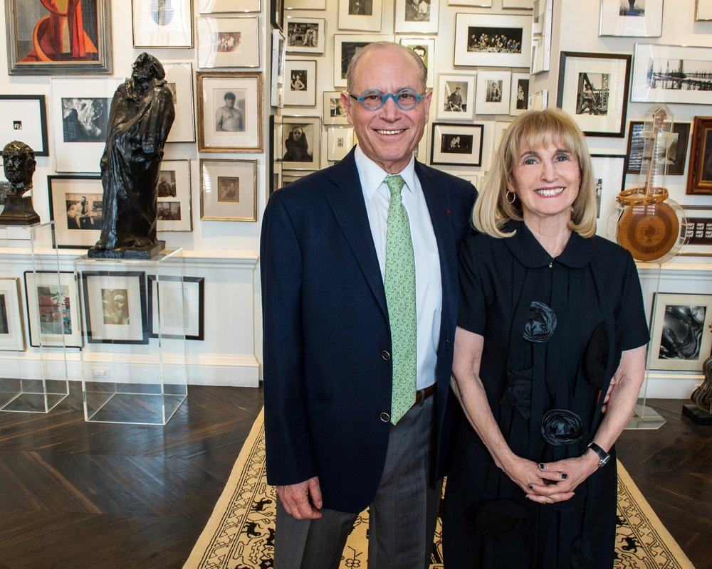 Richard and Ellen Sandor featured in   Photography: A Collector's Perspective  ,   Private Air  , Volume 4 Issue 4, Summer 2015