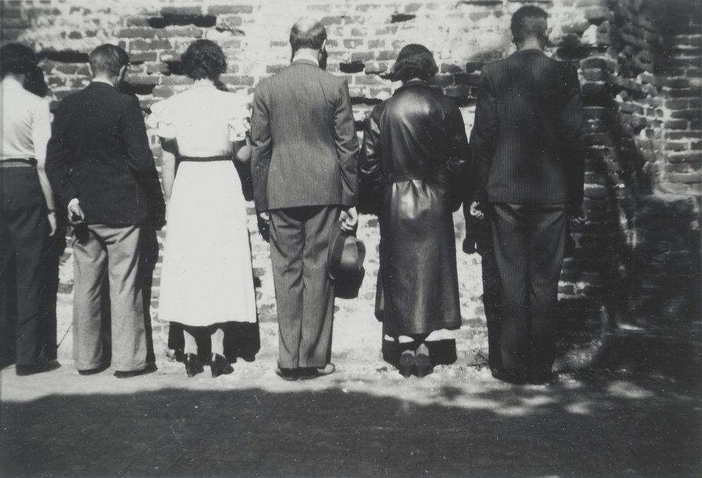 The Last Judgement (Beersel), 1935