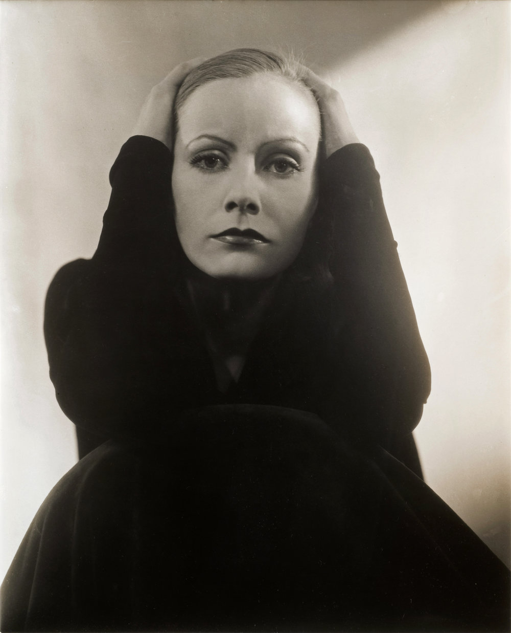 Portrait of Greta Garbo for Vanity Fair, 1928