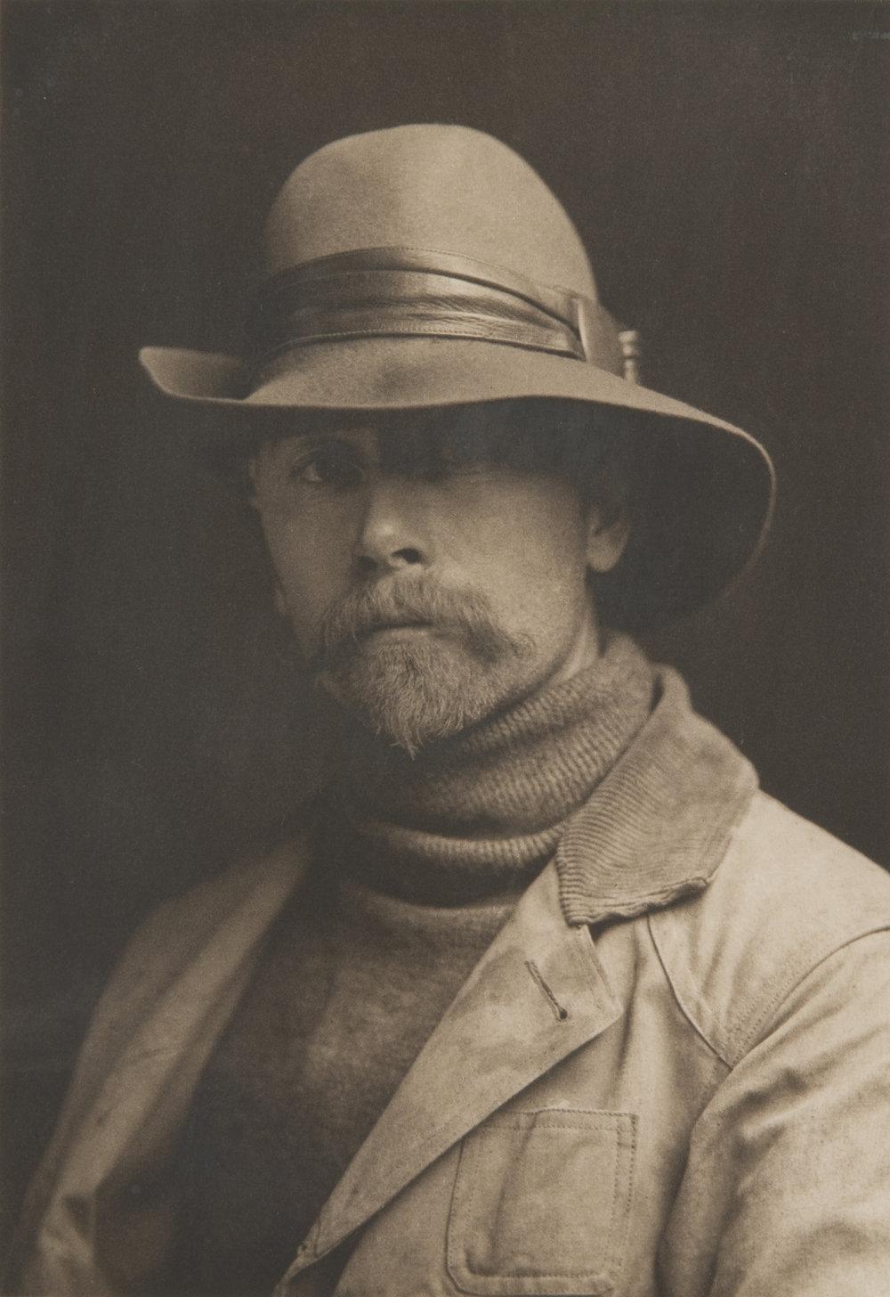 Self-Portrait, ca. 1905
