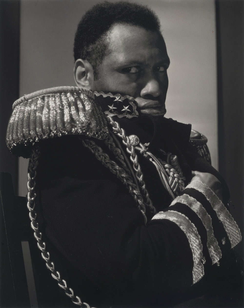 Paul Robeson as The Emperor Jones, 1933
