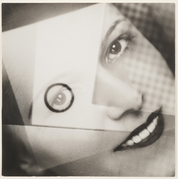 Montage Portrait of a Woman, 1931