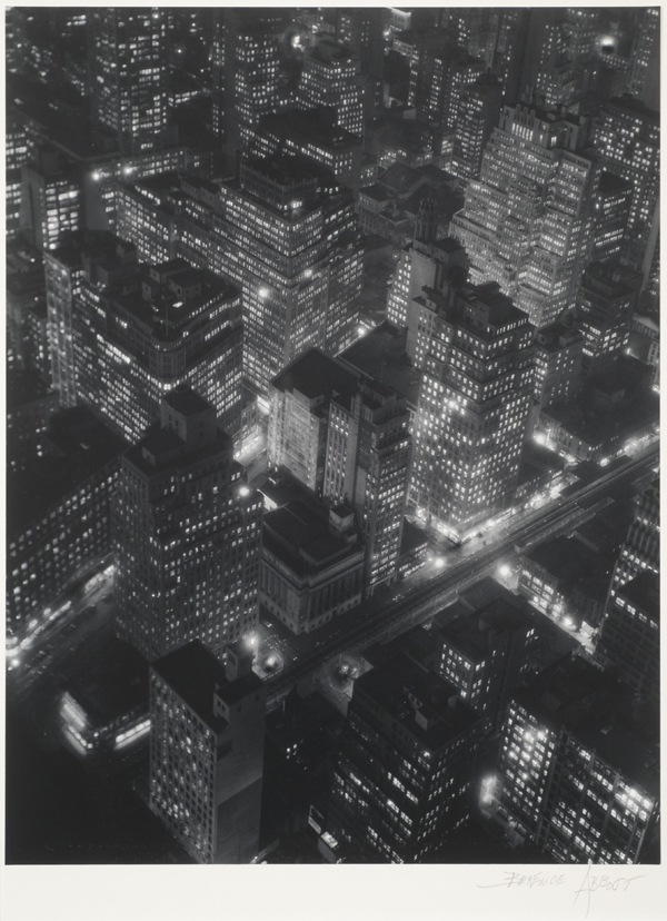 New York at Night, 1936