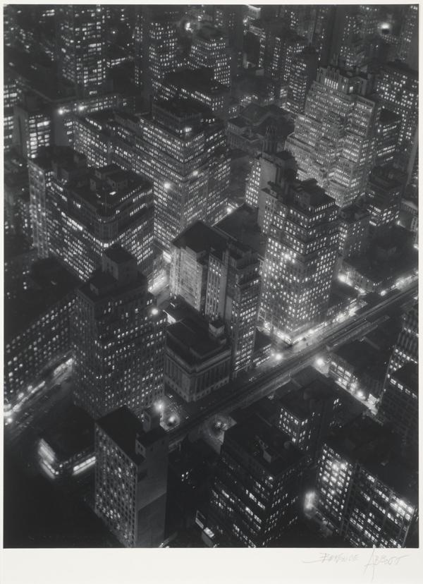 New York at Night, 1936