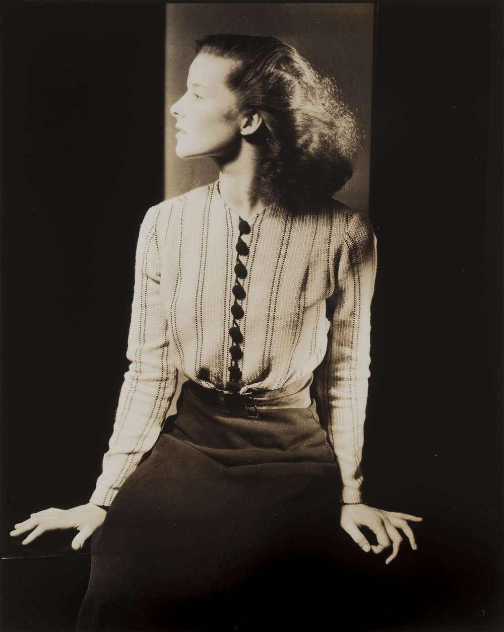 Katherine Hepburn, 1920s