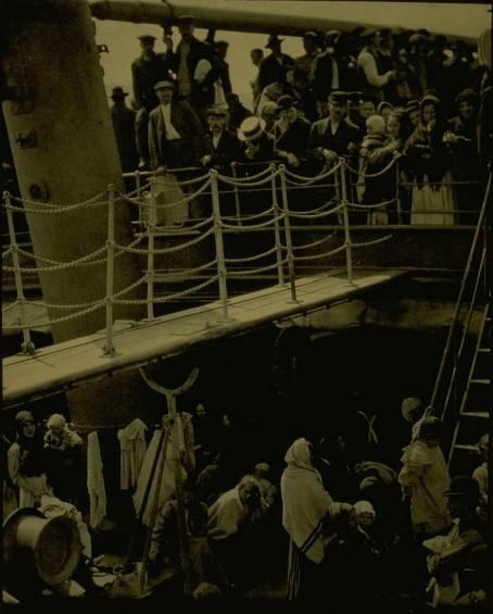 The Steerage, 1911