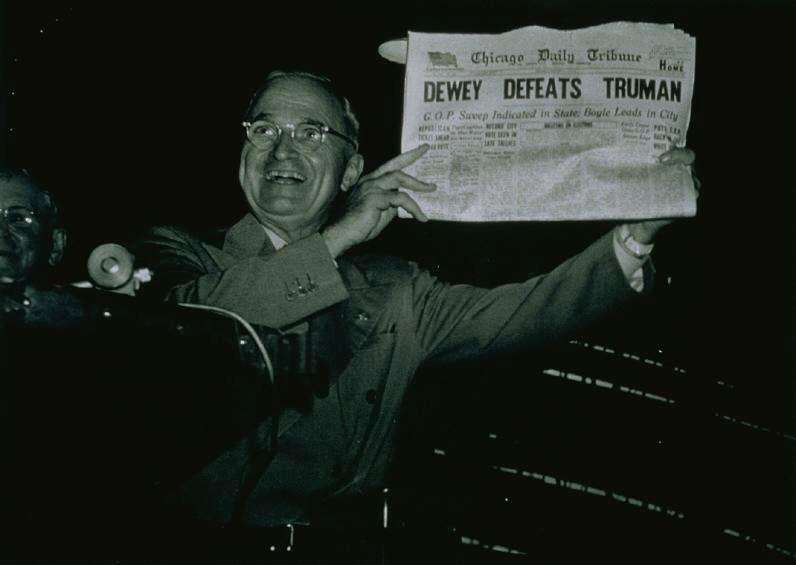 Dewey Defeats Truman, 1948